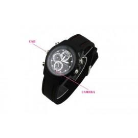 X7 Watch Spy Hidden Pinhole Camera - 8GB
