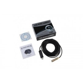 USB Endoscope Wire Pinhole Camera - 5m